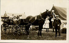 New Brighton photo. Horse, Cart & Tents by J.Wilkinson, New Brighton.