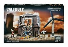 NEW Mega Bloks 06828 Call of Duty Zombies Tranzit Farm - Walking Dead - 415 Pcs