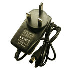 UK 3 PIN DC 12V 2A Power Supply/Charger/Adaptor Plug LED Strip Light 5.5x2.5mm