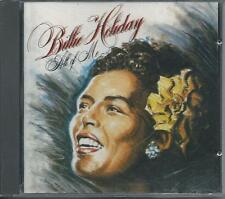 BILLIE HOLIDAY - All of me CD Album 12TR (PRIMA) 1987