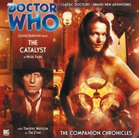 The Catalyst (Doctor Who: The Companion Chronicles) by Fairs, Nigel CD-Audio The