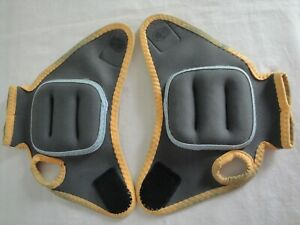 Weighted Gloves Hand Wrist Fitness Workout Pre-Owned