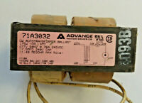 Advance 71A3032 CW Autotransformer Ballast ONLY for 175W H39 Lamp