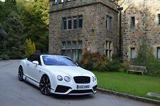 Xclusive Design Bentley Continental GT GTC Front Bumper