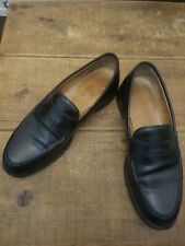 Vintage Black Cheaney Shoes size 10
