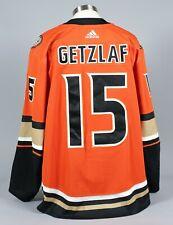 2019-20 Ryan Getzlaf Anaheim Duck Game Worn Third Home & Away Jersey Set 2