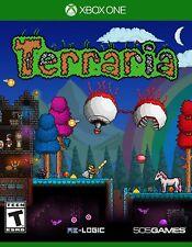 Terraria (Microsoft Xbox One) BRAND NEW / Region Free