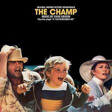 The Champ - Original Score - Limited Edition - Dave Grusin