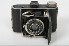 Goldi Folding Camera Zecanar 50mm f2.9 lens 127 film old antique - display item
