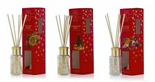 Ashleigh & Burwood Earth Secrets Set 50ml Glass Reed Diffuser Trios Xmas Gift