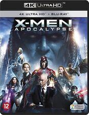 X-MEN : APOCALYPSE  (4K ULTRA HD) - Blu Ray -  Region free