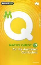 Maths Quest 10 for the Australian Curriculum Homework Book by Kylie Boucher, An…
