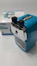 CARL Angel-5 Pencil Sharpener DESKTOP,  Great Sales (BLUE)