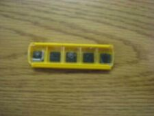 Kennametal Spg434 Carbide Inserts Lot Of 5
