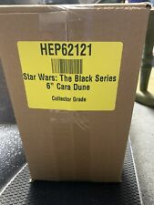 Star Wars Black Series CARA DUNE  MINT FREE SHIPPING COLLECTOR GRADE IN STOCK