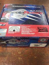 Baer Drilled Slotted Brake Rotors Rear Altima Maxima Sentra 31312-020