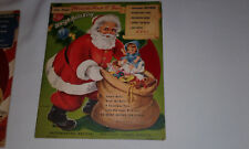 Star-Bright Musical Pack O' Fun Record & Book, Mint condition -Sleigh Bells Ring