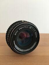 Pentax M SMC 50 mm f1.7 SLR Lens