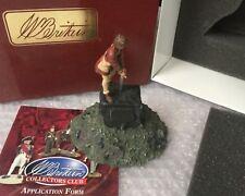 BRITAINS 41135-Arthur tirant l'épée de la Pierre-Table Ronde-Merlin En parfait état, dans sa boîte