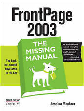 FrontPage 2003 (The Missing Manual)-ExLibrary