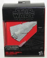 Star Wars Black Series Titanium #24 Star Destroyer Vehicle NEW