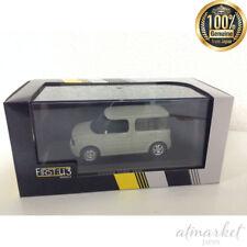 Primero: 43 Mini Coche F43-087 1/43 Nissan Cube 2003 Blanco Marfil Acabado
