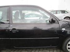 Tür rechts VW Lupo UNISCHWARZ L041 schwarz