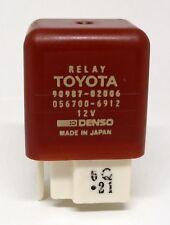 Toyota Landcruiser Hilux Headlight relay  90987-02006   12V Denso