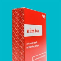 Zimba Professional Teeth Whitening Strips 28 Strips 14