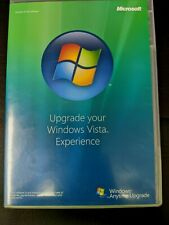 Microsoft Windows Vista - Anytime Upgrade Disc - 32 bit English DVD CD