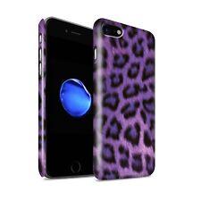 STUFF4 Gloss Phone Case for Apple iPhone 8 /Leopard Animal Skin/Print