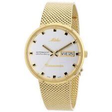 Mido Silver Band Mechanical (Automatic) Wristwatches