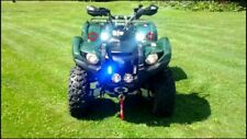 6000K LED Lamps Auxiliary Lights Kit for Yamaha Grizzly and Kodiak (all years)