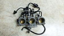 14 Triumph Street Triple R 675 throttle bodies body carb carburetors