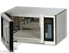 SALE Special Quattro 1000w Programmable Commercial Microwave. Limited Stock.