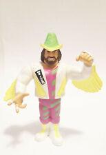 Macho Man Randy Savage Action Figure Wrestling WWF WWE Hasbro series 5
