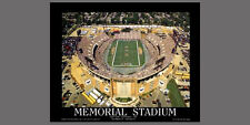 Baltimore Ravens MEMORIAL STADIUM CLASSIC (1996) Aerial View Poster Print