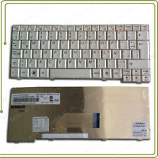 Lenovo Ideapad S10-2 S10-2c S10-3c S11 white Spanish Keyboard V103802as1 Teclado