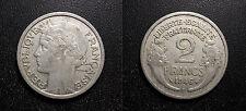 Gouvernement Provisoire - 2 francs Morlon 1946B
