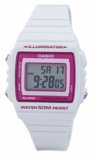 Casio Illuminator Chronograph Alarm Digital W-215H-7A2VDF Unisex Watch