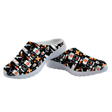 Doctor Printed Sandals Casual Shoes House Mens Cute Slippers Lightweight Outdoor