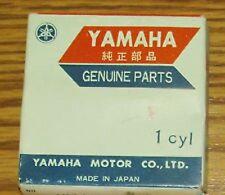 NOS Yamaha MX360A RT2MX YZ360 STD Ring Set 322-11611-00