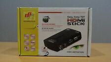 SINTONIZADOR TV TDT EASY HOME TDT HD STICK USB HD HDMI COMO NUEVO