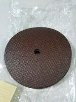 """8/"""" FIBER DISC VERY FINE ALUMINUM OXIDE 6C1-001 3M SCOTCH BRITE 2 PCS"""