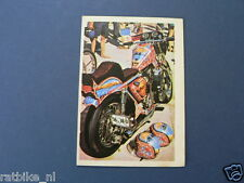 VDH-237 CHOPPER  HONDA PICTURE STAMP ALBUM CARD,ALBUM PLAATJE