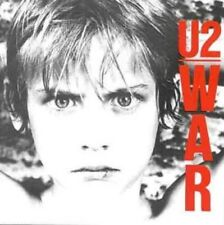 U2 War CD NEW SEALED New Year's Day/Two Hearts Beat As One/Sunday Bloody Sunday+