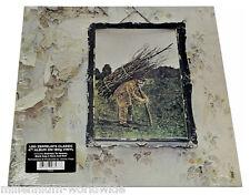 """SEALED & MINT - LED ZEPPELIN IV - 12"""" VINYL - RECORD ALBUM - 180 GRAM / 4 / FOUR"""