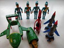 Thunderbirds - Original Matchbox Figures