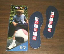 Nikken Kidstrides Magnetic Insoles for Kids Fit Child Size 9 to Youth Size 2