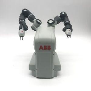 ABB YUMI Industrial Manipulator Robot Arm Six Axis 3D Model 1:4